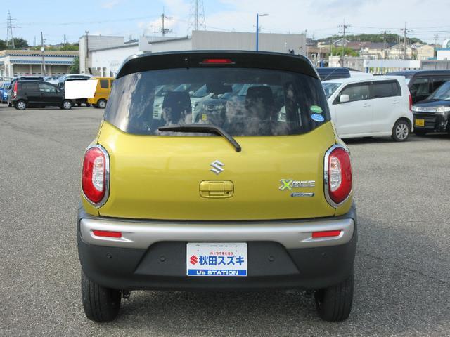 「スズキ」「クロスビー」「SUV・クロカン」「秋田県」の中古車6