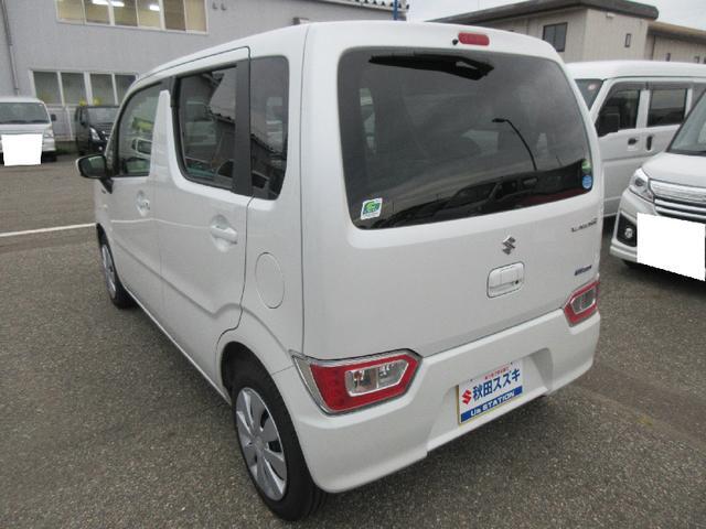 「スズキ」「ワゴンR」「コンパクトカー」「秋田県」の中古車6