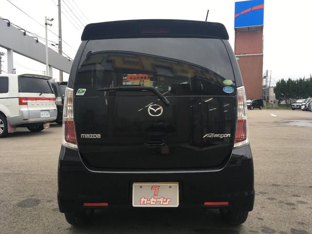 マツダ AZワゴンカスタムスタイル XS 4WD 地デジナビ