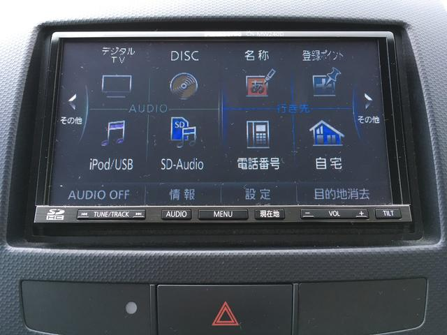 24G 4WD 社外地デジナビ バックカメラ ETC(10枚目)