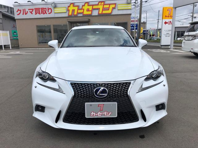 「レクサス」「IS」「セダン」「秋田県」の中古車2