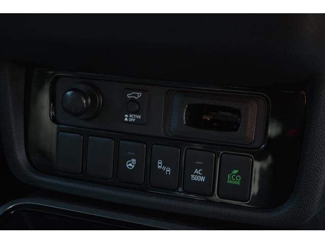 G 4WD プラグインハイブリット フルセグナビ 1500WAC電源(43枚目)