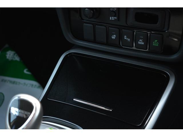 G 4WD プラグインハイブリット フルセグナビ 1500WAC電源(46枚目)