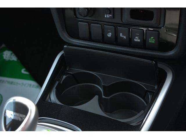 G 4WD プラグインハイブリット フルセグナビ 1500WAC電源(47枚目)