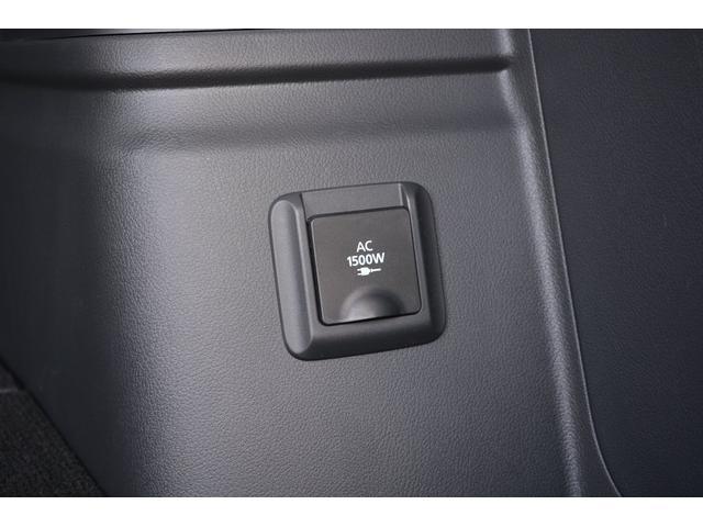 G 4WD プラグインハイブリット フルセグナビ 1500WAC電源(74枚目)