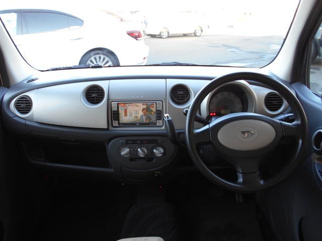 ダイハツ ムーヴラテ L 4WD ETC 純正OPナビ フルセグ ABS