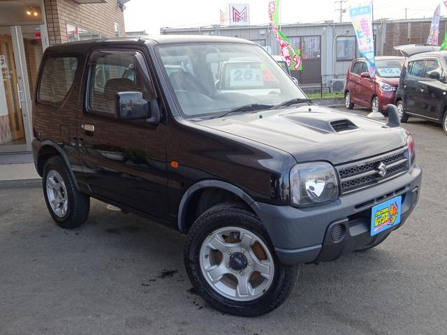 クロスアドベンチャーXA MT 4WD ターボ 背面タイヤ(3枚目)