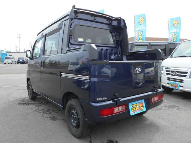 デッキバンGL 1オーナー 4WD ETC ABS(10枚目)