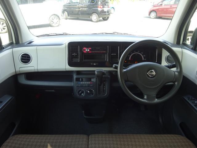 S 1オーナー 2WD キーレス 外品13インチアルミ(6枚目)
