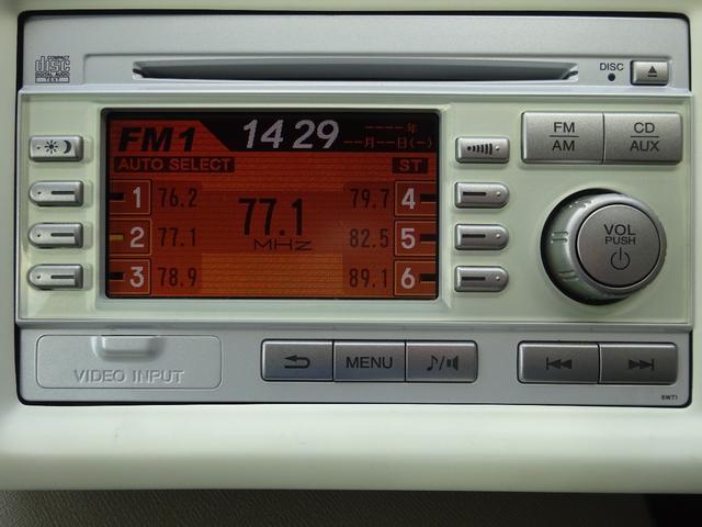 純正CD・ラジオ♪