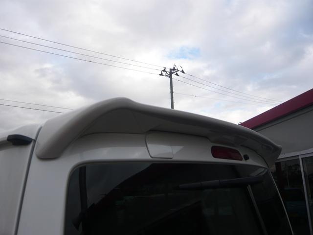 トヨタ ハイエースバン スーパーGLロング 4WD 社外SDナビ リップスポイラー