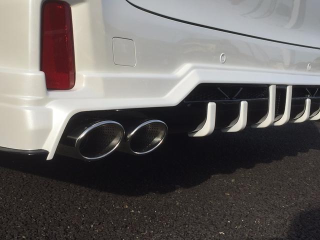 2.5S7人乗 ZEUS 22インチ 車高調(13枚目)