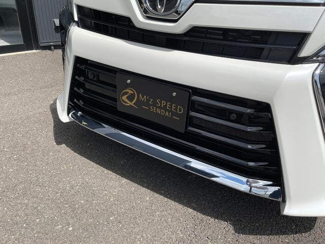 ZS 煌III ハーフレザー 両側電動スライドドア両側電動ドア 7人乗り クリアランスソナー 16インチアルミ 衝突安全 クルーズコントロール LEDヘッドライト&フォグ 新車オーダー(23枚目)