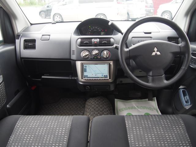 三菱 eKワゴン M 4WD・ナビ・タイベル交換済・シートヒーター