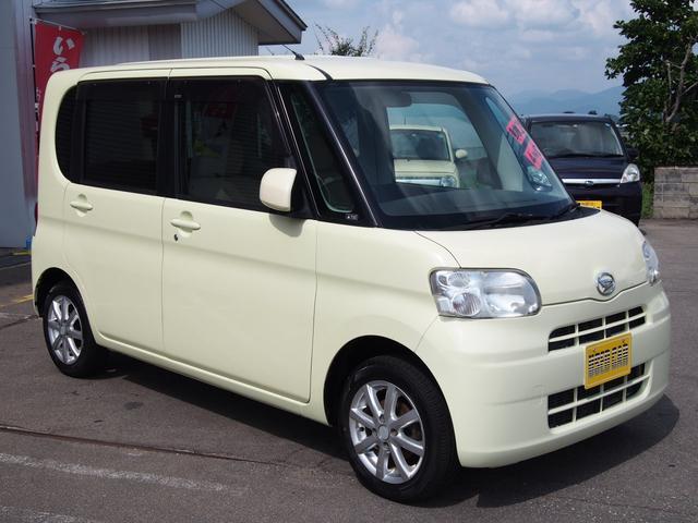 「ダイハツ」「タント」「コンパクトカー」「秋田県」の中古車4