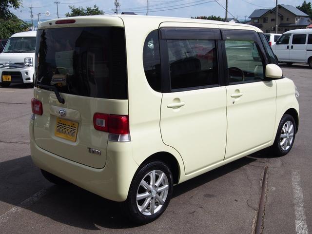 「ダイハツ」「タント」「コンパクトカー」「秋田県」の中古車8