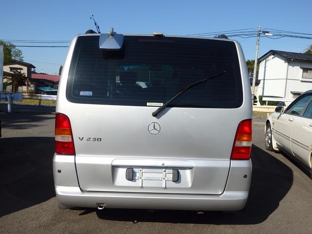 V230 3列シート 6人乗り ナビ(5枚目)