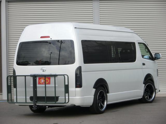 DX 特装車 4WD 8人乗り プチキャンパー トランポ(3枚目)
