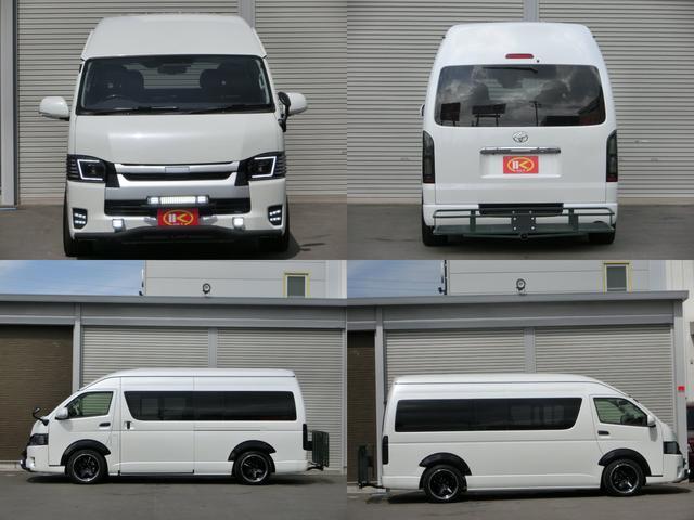 DX 特装車 4WD 8人乗り プチキャンパー トランポ(6枚目)