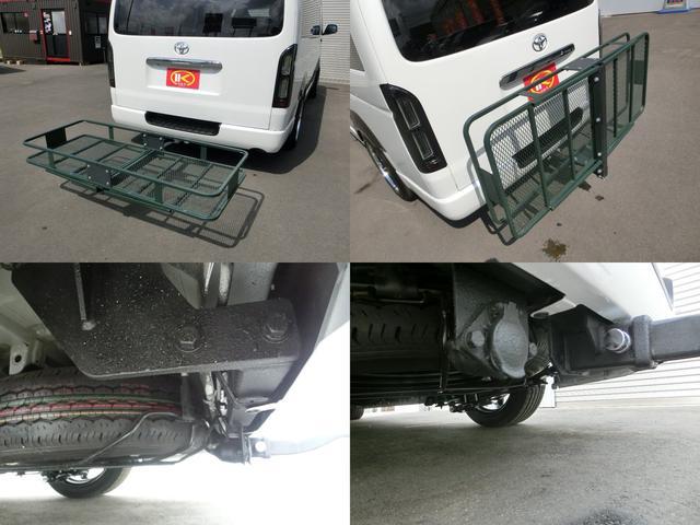 DX 特装車 4WD 8人乗り プチキャンパー トランポ(8枚目)
