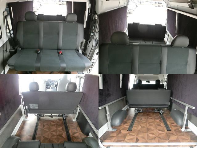 DX 特装車 4WD 8人乗り プチキャンパー トランポ(16枚目)