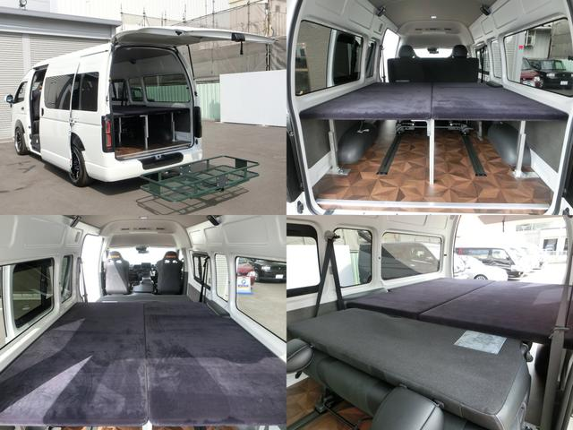 DX 特装車 4WD 8人乗り プチキャンパー トランポ(20枚目)