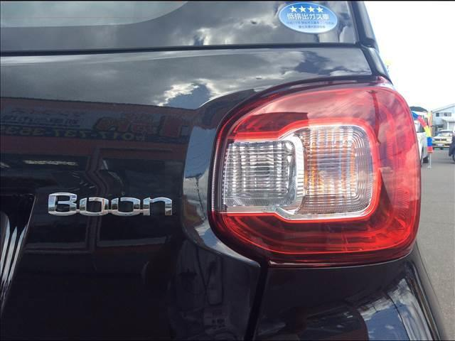 ダイハツ ブーン X 4WD 登録済未使用車