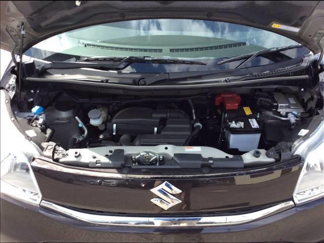 スズキ スペーシア G 黒内装 試乗車 4WD