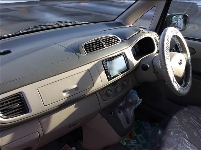 スバル ステラ L ナビ付 4WD