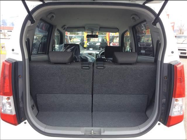 マツダ AZワゴン XG 4WD キーレス アルミホイール