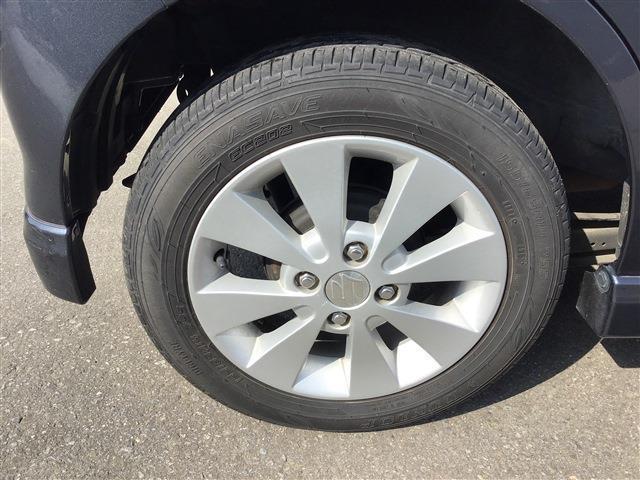 FXリミテッドII 4WD スマートキー CD ベンチシート(6枚目)