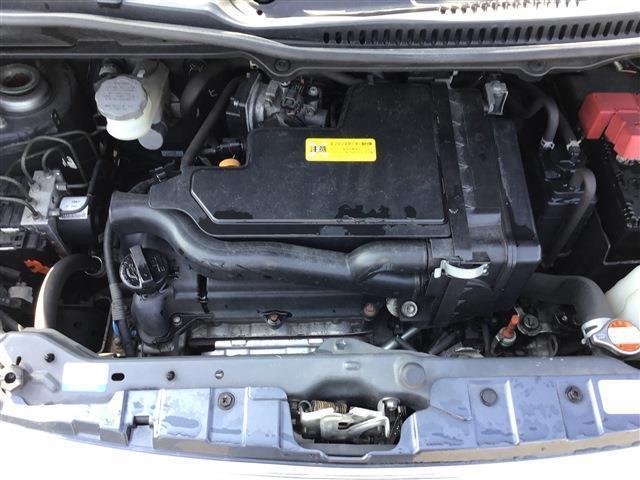 FXリミテッドII 4WD スマートキー CD ベンチシート(7枚目)