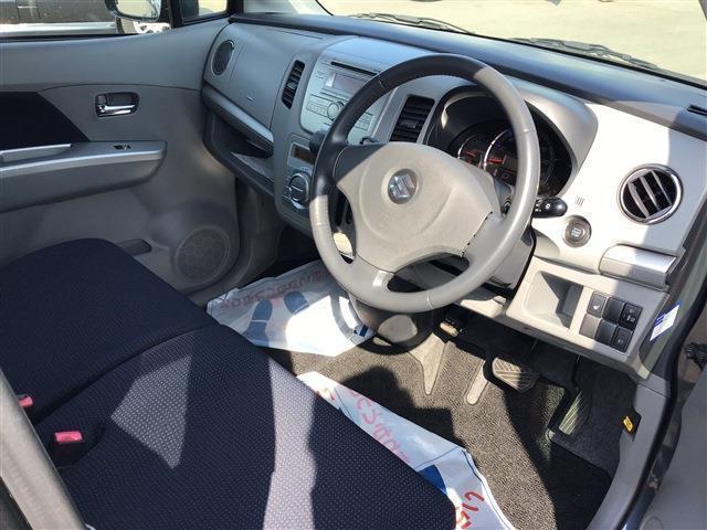FXリミテッドII 4WD スマートキー CD ベンチシート(12枚目)