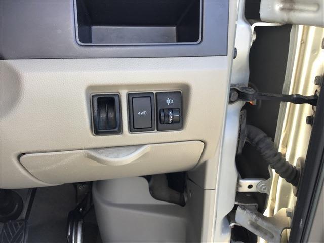 バスター 4WD 5MT(13枚目)