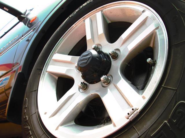 スズキ ジムニー ランドベンチャー 5速マニュアル 切り替え式4WD フォグ