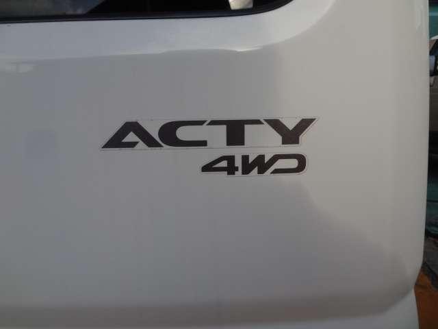 ホンダ アクティバン SDX 4WD キーレス スタット
