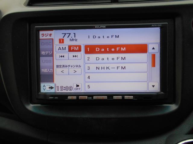 RS SDナビ フルセグ オートライト ワンオーナー DVD(3枚目)