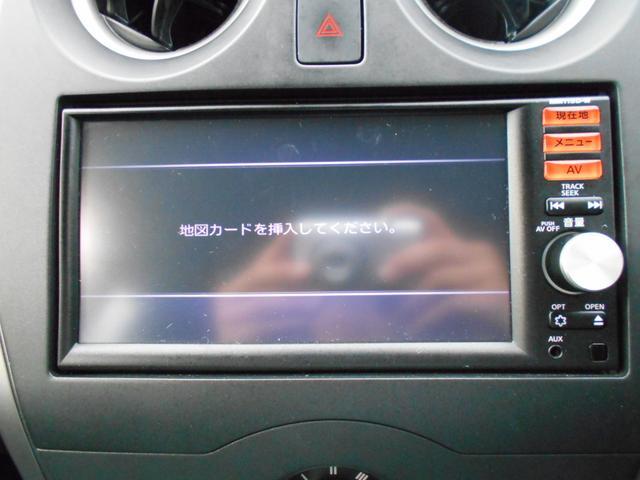 X FOUR 純正SDナビ バックカメラ ETC(4枚目)