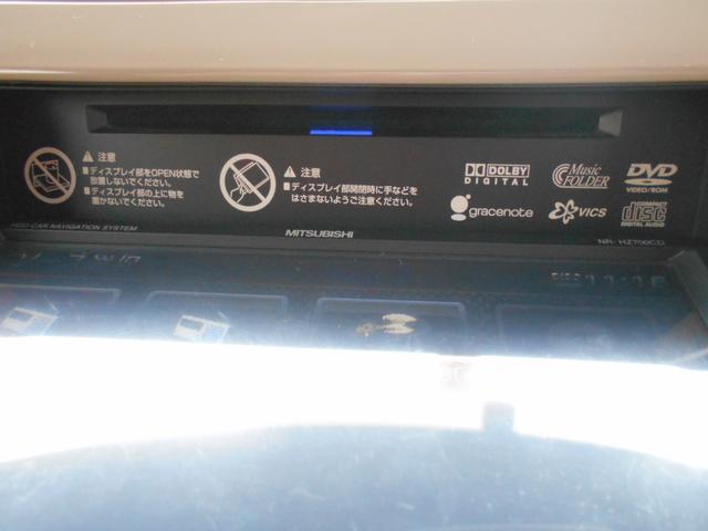 X ワンオーナー 社外HDDナビ ETC プッシュスタート(5枚目)