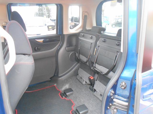 G ターボSSパッケージ 4WD 両側パワースライド(20枚目)