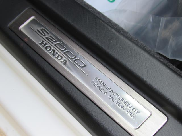 ホンダ S2000 6速マニュアル 無限17インチアルミ 社外SDナビ フルセグ