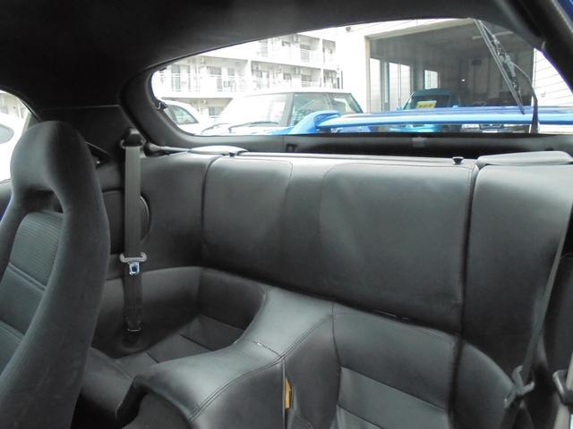 マツダ RX-7 タイプRB Sパッケージ 6型 HKS車高調 追加メーター