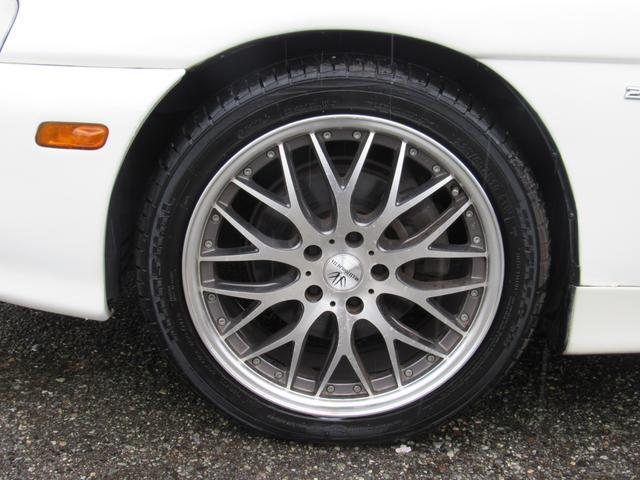 トヨタ ソアラ 2.5GT-T ツインターボ 5速マニュアル 社外18AW