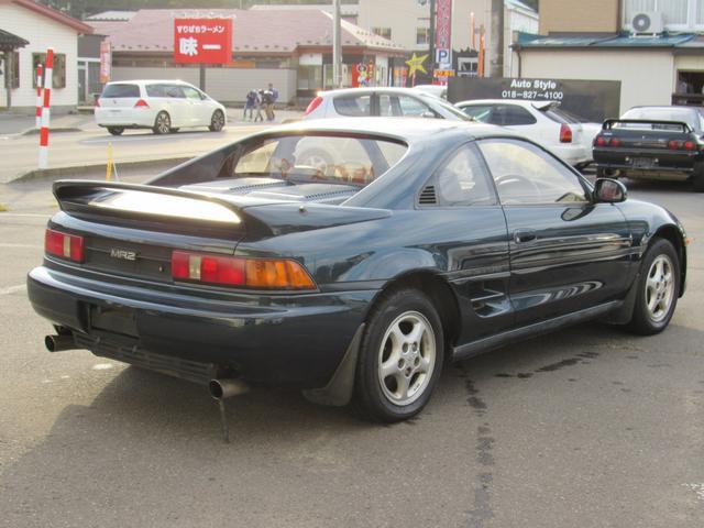 GT ターボ Tバールーフ ETC 5速マニュアル(7枚目)