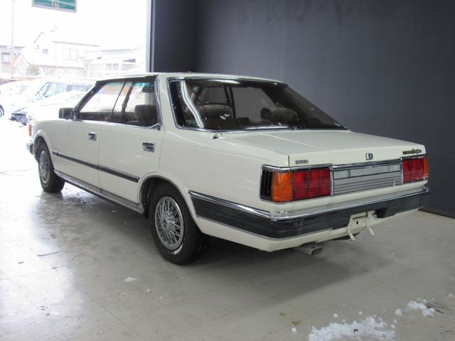 セドリック(日産) ブロアム ターボ 昭和58年(1983年) 秋田県 - 中古車