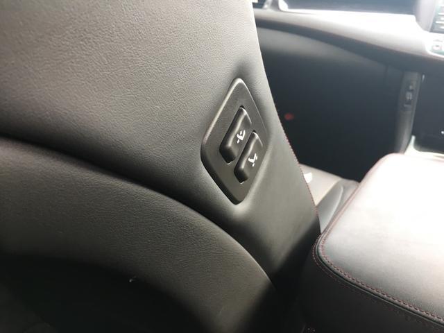 トヨタ クラウン 2.5アスリート アニバーサリーエディション 革シート