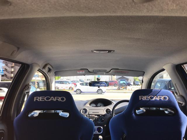 RS TRDターボ 5速マニュアル レカロシート 車高調(9枚目)