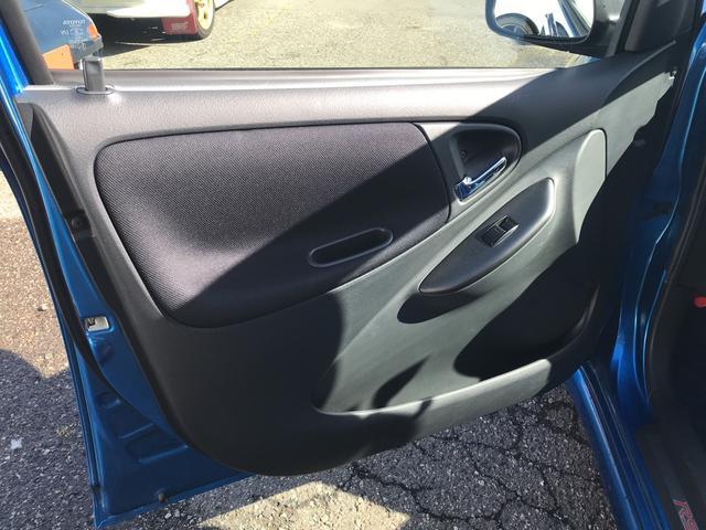 RS TRDターボ 5速マニュアル レカロシート 車高調(16枚目)