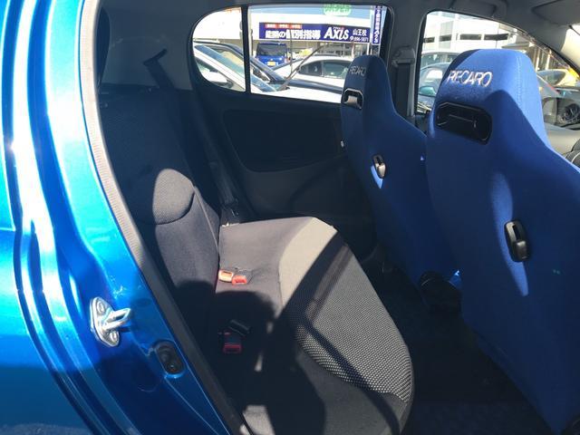 RS TRDターボ 5速マニュアル レカロシート 車高調(18枚目)