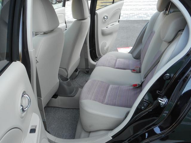 日産 マーチ 4WD ボレロ 特別仕様車 インテリキー 専用アルミ CVT